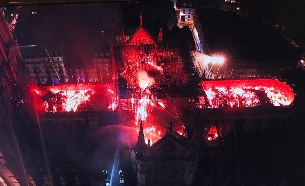 Notre-Dame e la neocognizione del dolore